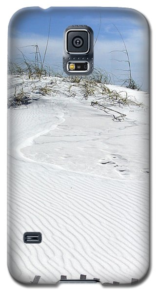 Galaxy S5 Case featuring the photograph Sand Dunes Dream 2 by Marie Hicks