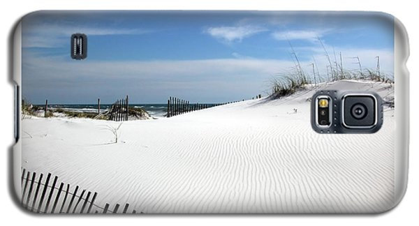 Sand Dunes Dream Galaxy S5 Case by Marie Hicks
