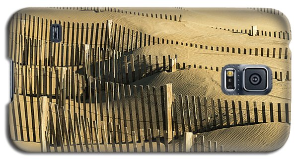 Sand Dunes Of The Outer Banks Galaxy S5 Case