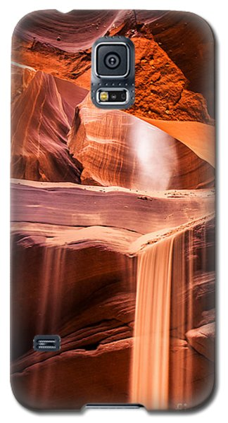 Sand Falls Vertical Galaxy S5 Case
