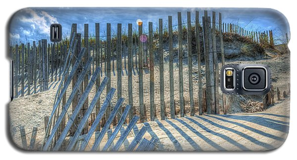 Sand Fence Galaxy S5 Case