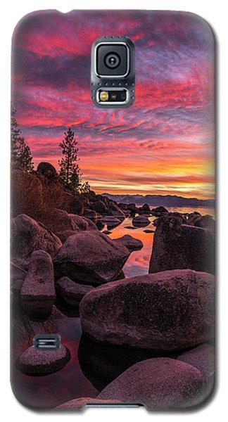 Sand Harbor Beach Galaxy S5 Case