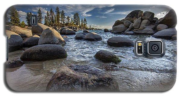 Sand Harbor II Galaxy S5 Case
