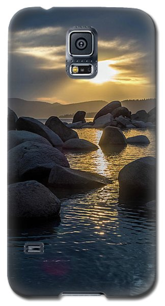 Sand Harbor Light Galaxy S5 Case