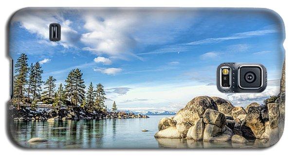 Sand Harbor Morning Galaxy S5 Case