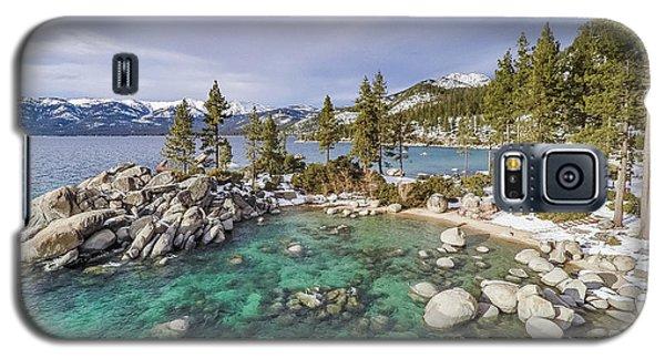 Sand Harbor Views Galaxy S5 Case