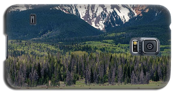 Sand Mountain From Steamboat Lake Galaxy S5 Case