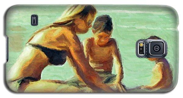 Sand Play Galaxy S5 Case
