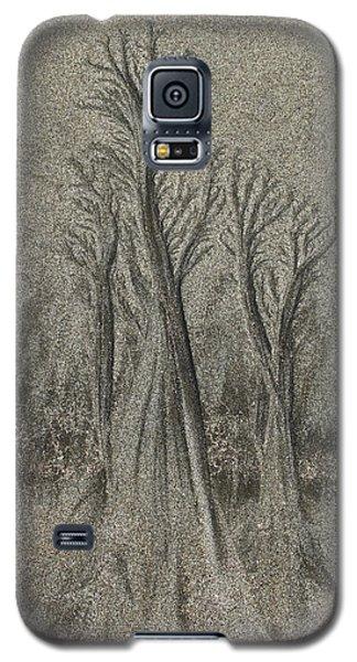 Sand Reel Galaxy S5 Case by Joe  Palermo