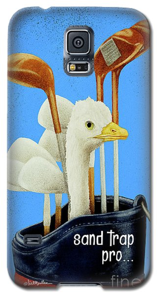 Sand Trap Pro ... Phone Cover Galaxy S5 Case