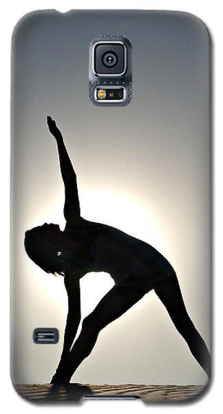 Sand Yoga Galaxy S5 Case