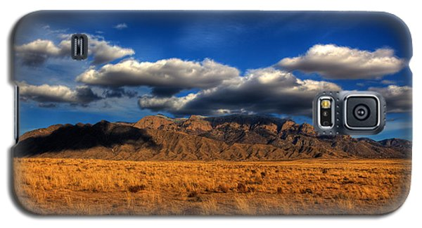 Sandia Crest In Late Afternoon Light Galaxy S5 Case