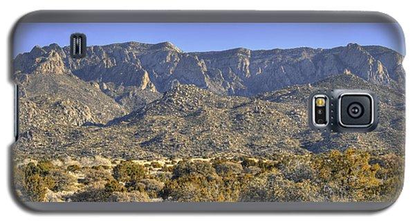 Sandia Mountain Panorama Galaxy S5 Case
