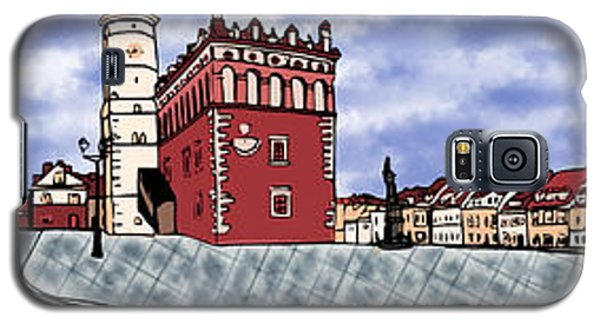Sandomierz City Galaxy S5 Case