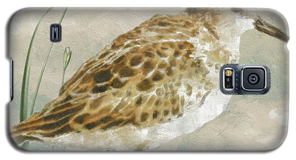 Sandpiper I Galaxy S5 Case by Mindy Sommers