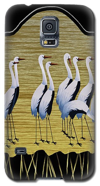 Sandpipers II Galaxy S5 Case