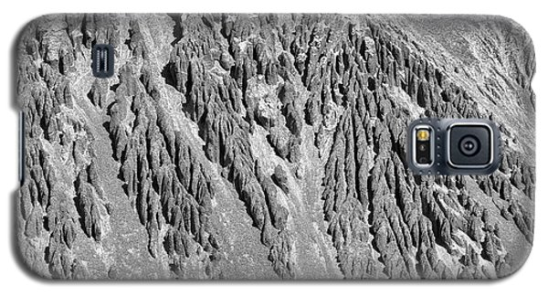 Sands Of Time Monochrome Art By Kaylyn Franks  Galaxy S5 Case