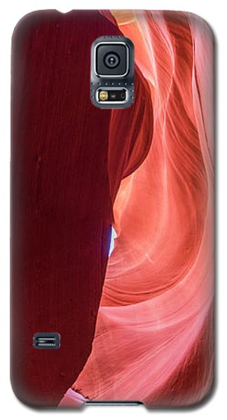 Galaxy S5 Case featuring the photograph Sandstone Collection 2 Lines by Brad Scott