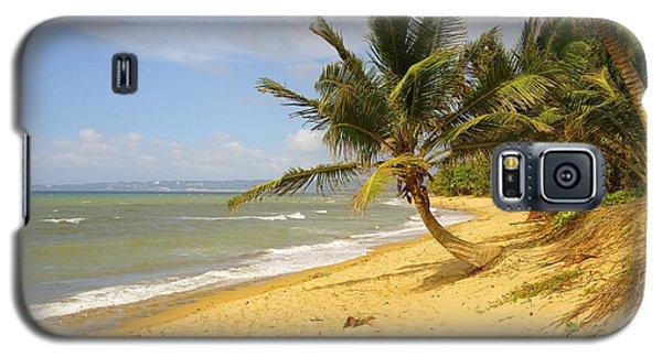 Sandy Beach II Galaxy S5 Case