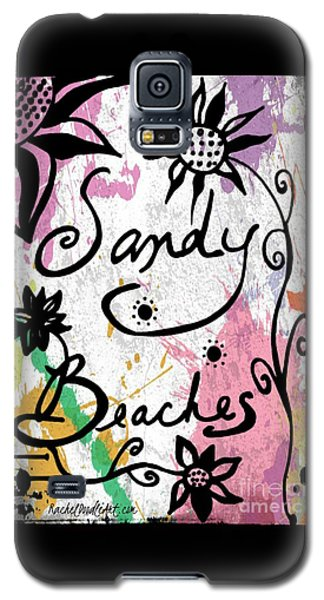 Sandy Beaches Galaxy S5 Case