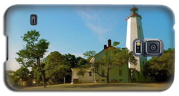 Sandy Hook Lighthouse Galaxy S5 Case by Iconic Images Art Gallery David Pucciarelli