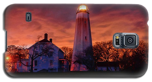 Sandy Hook Lighthouse Galaxy S5 Case