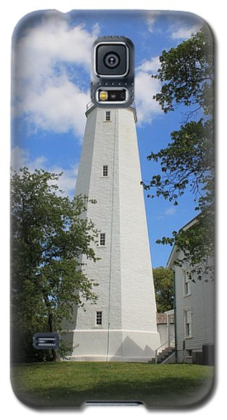 Sandy Hook Lighthouse Tower Galaxy S5 Case