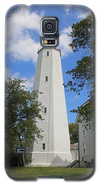 Sandy Hook Lighthouse Tower Galaxy S5 Case