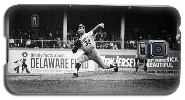 Sandy Koufax (1935- ) Galaxy S5 Case