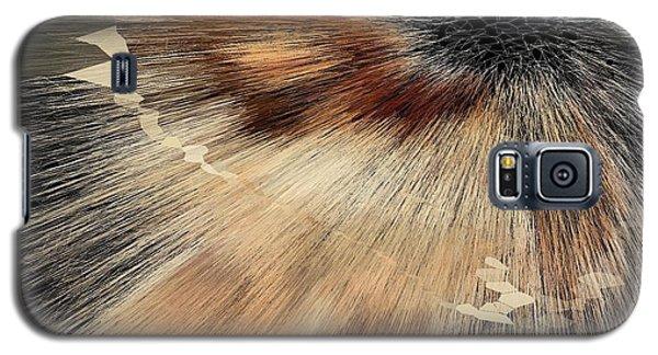 Sandy Light Speed Galaxy S5 Case
