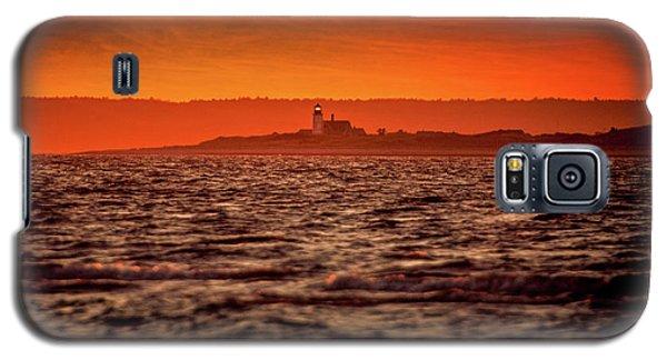 Sandy Neck Light Galaxy S5 Case