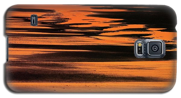 Sandy Reflection Galaxy S5 Case