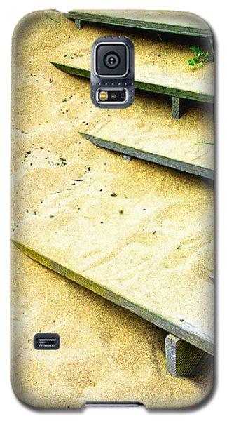 Sandy  Steps Galaxy S5 Case