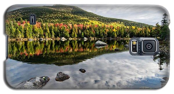 Reflection Sandy Stream Pond Me. Galaxy S5 Case