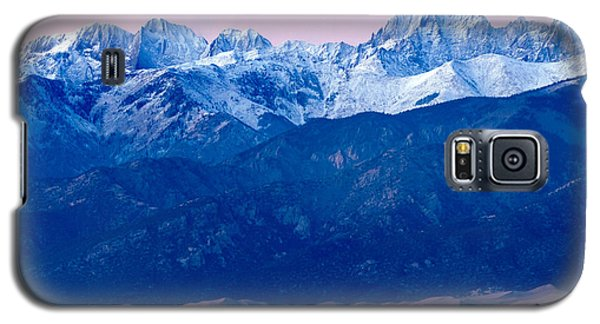 Sangre De Christo And The Great Sand Dunes National Park Galaxy S5 Case