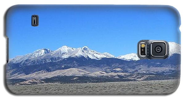 Sangre De Cristo Range Galaxy S5 Case by Christopher Kirby