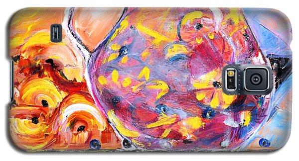 Sangria  Galaxy S5 Case by Evelina Popilian
