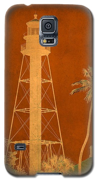 Sanibel Island Lighthouse Galaxy S5 Case