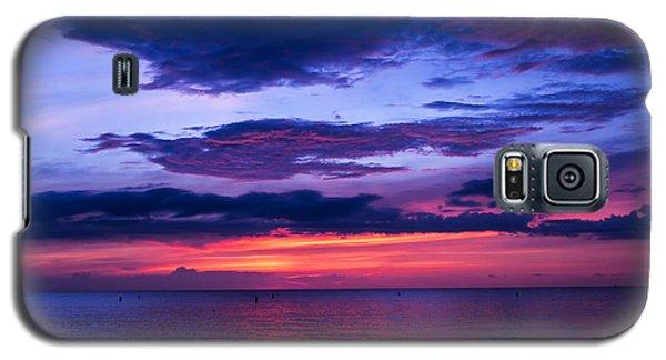 Sanibel Sunset Galaxy S5 Case
