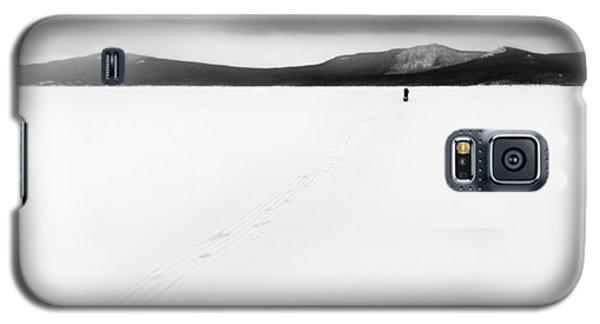 Galaxy S5 Case featuring the photograph Sannikov Land by Hayato Matsumoto