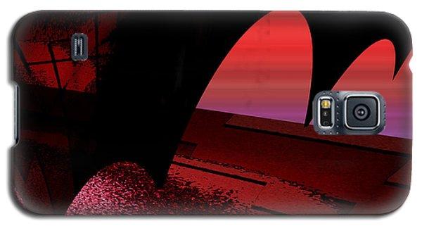 Sans Titre 1310 Galaxy S5 Case