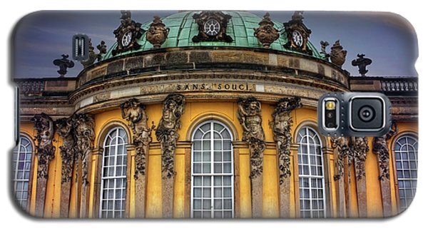 Galaxy S5 Case featuring the photograph Sanssouci Palace In Potsdam Germany  by Carol Japp