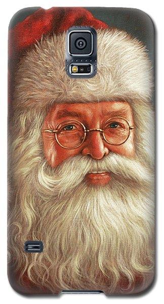 Santa 2017 Galaxy S5 Case