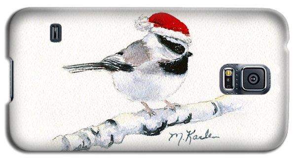 Santa Bandit - Chickadee Galaxy S5 Case