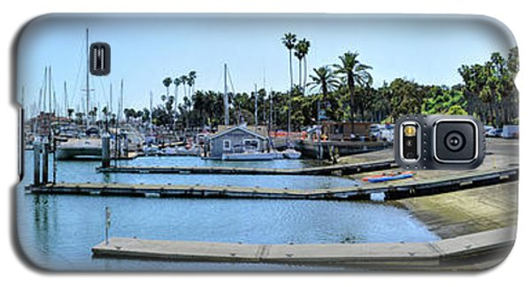 Santa Barbara Marina Galaxy S5 Case