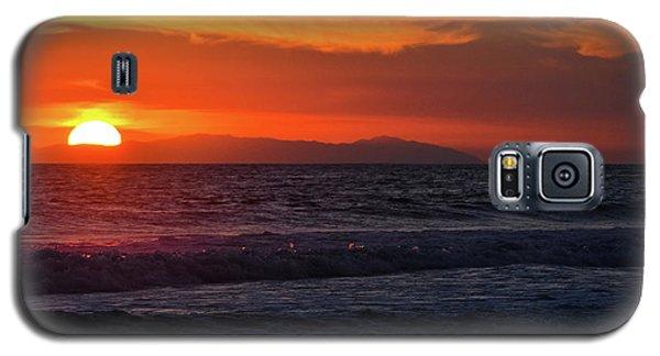 Santa Catalina Island Sunset Galaxy S5 Case