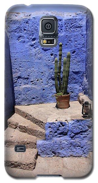 Galaxy S5 Case featuring the photograph Santa Catalina Monastery by Aidan Moran