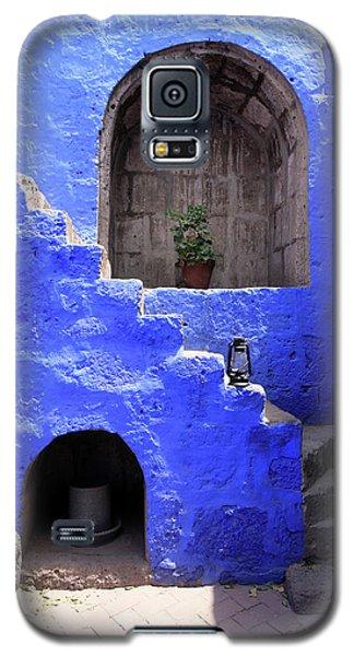 Galaxy S5 Case featuring the photograph Santa Catalina Monastery, Arequipa, Peru by Aidan Moran