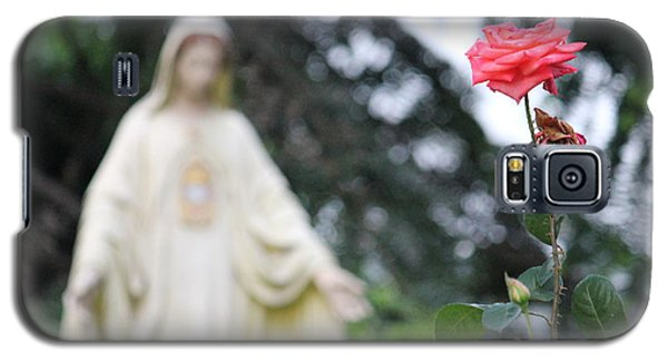 Santa Catalina Rose Galaxy S5 Case