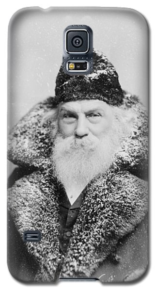 Santa Claus Galaxy S5 Case by David Bridburg
